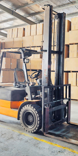 Warehousing and Distribution Services Logistics